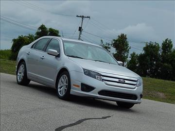 2012 Ford Fusion for sale in Sebewaing, MI