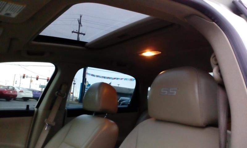 2008 Chevrolet Impala SS 4dr Sedan - Topeka KS