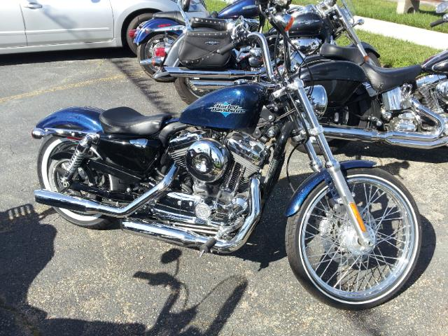 2013 Harley-Davidson Sportster 72