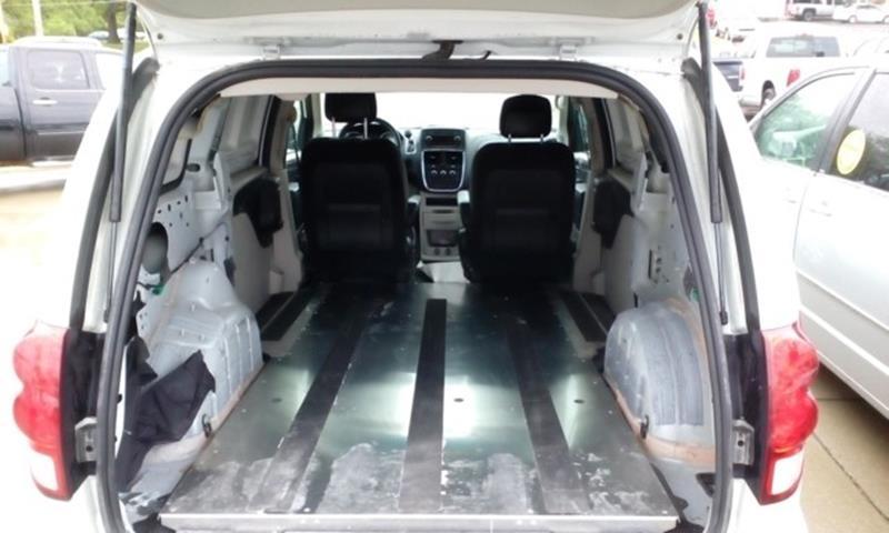 2014 RAM C/V Tradesman 4dr Cargo Mini-Van - Topeka KS