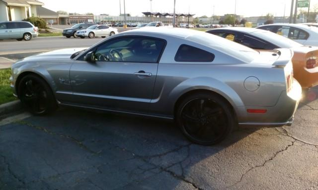 2009 Ford Mustang GT Coupe - Topeka KS