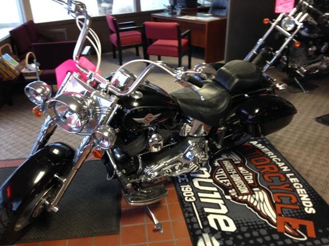 2005 Harley-Davidson Softtail