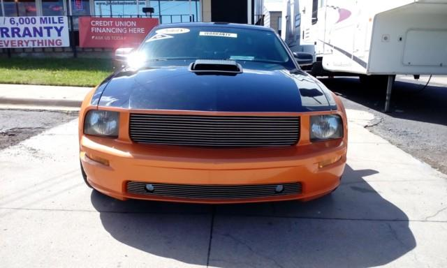 2008 Ford Mustang GT Premium Coupe - Topeka KS