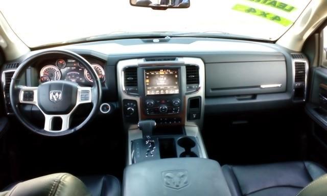 2013 RAM Ram Pickup 1500 4x4 Laramie 4dr Crew Cab 5.5 ft. SB Pickup - Topeka KS