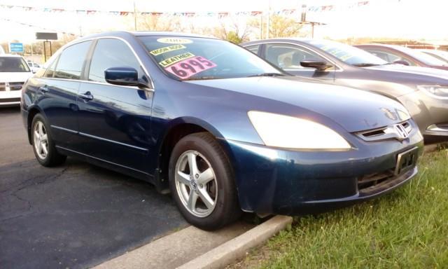 2005 Honda Accord EX 4dr Sedan w/Leather - Topeka KS