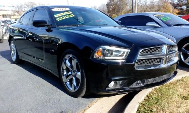 2013 Dodge Charger R/T 4dr Sedan - Topeka KS