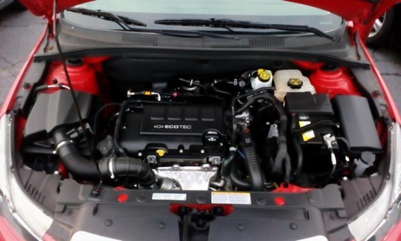 2015 Chevrolet Cruze 2LT Auto 4dr Sedan w/1SH - Topeka KS