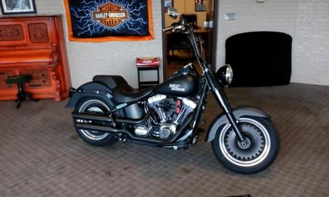 2010 Harley-Davidson Softail Fat Boy Low