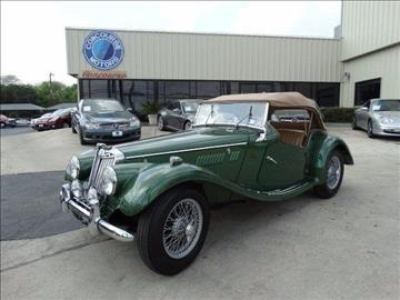 1954 MG TF for sale in San Antonio, TX