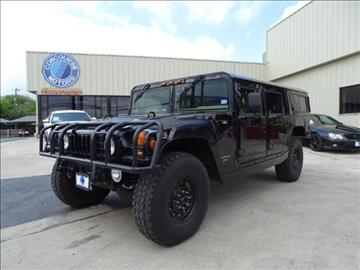1998 AM General Hummer for sale in San Antonio, TX