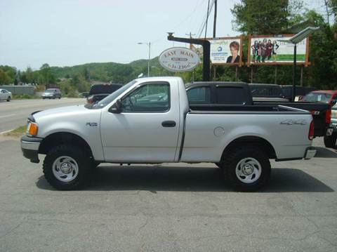 2004 Ford F-150 Heritage