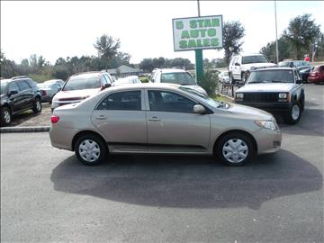 2010 Toyota Corolla for sale in Brooksville, FL