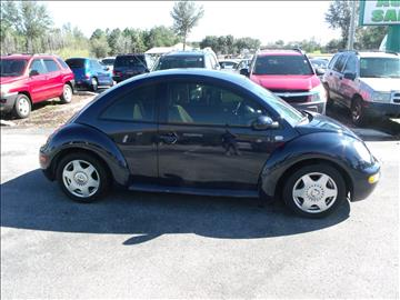 2001 Volkswagen New Beetle for sale in Brooksville, FL