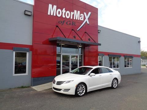 2015 Lincoln MKZ Hybrid for sale in Grandville, MI