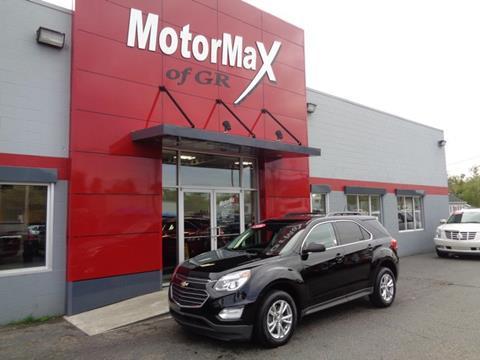 2016 Chevrolet Equinox for sale in Grandville, MI