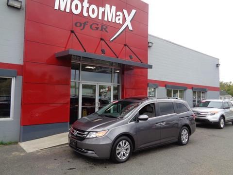 2015 Honda Odyssey for sale in Grandville, MI