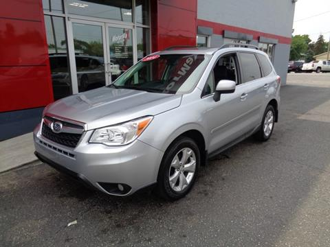 2014 Subaru Forester for sale in Grandville, MI