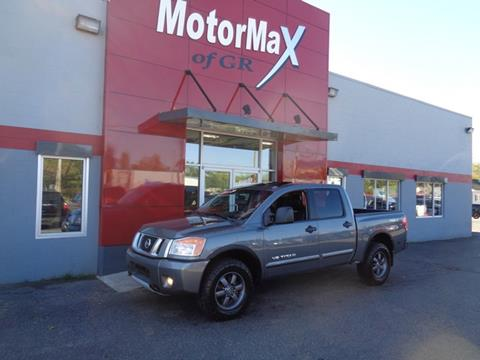 2014 Nissan Titan for sale in Grandville, MI