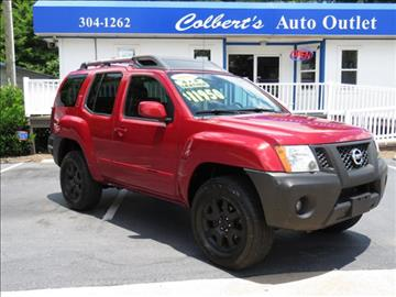 2010 Nissan Xterra for sale in Hickory, NC