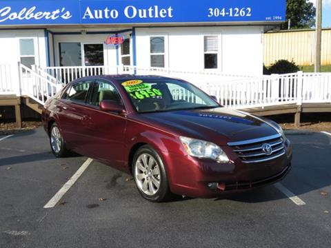 2007 Toyota Avalon for sale in Hickory, NC