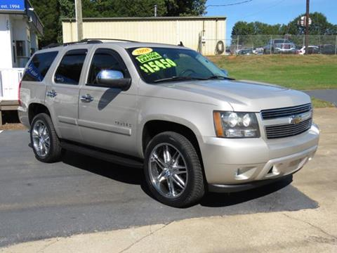 2008 Chevrolet Tahoe for sale in Hickory, NC