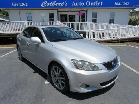 2008 Lexus IS 250 For Sale In Hickory, NC