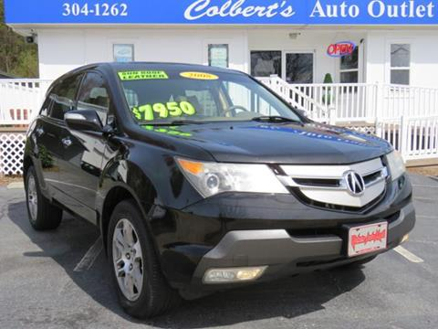 2008 Acura MDX for sale in Hickory, NC