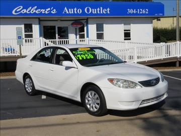 2005 Toyota Camry for sale in Hickory, NC