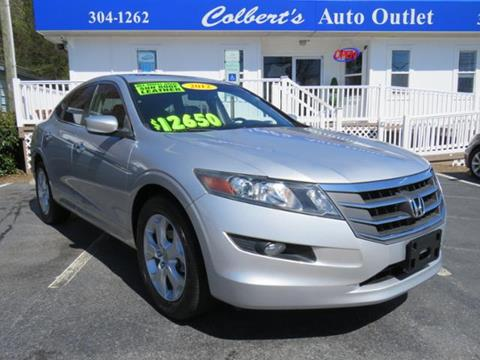 2012 Honda Crosstour for sale in Hickory, NC