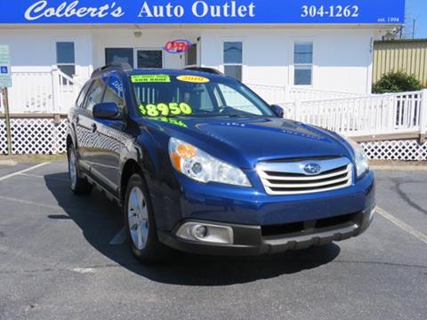 2010 Subaru Outback for sale in Hickory, NC