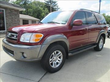 Toyota Sequoia For Sale Ohio Carsforsale Com
