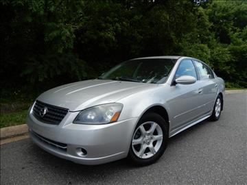2005 Nissan Altima for sale in Fredericksburg, VA