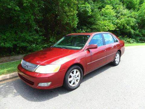 2001 Toyota Avalon for sale in Fredericksburg, VA