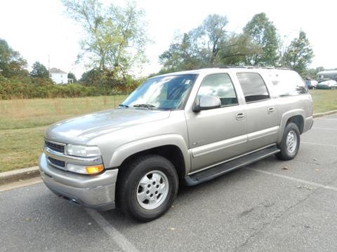 2000 Chevrolet Suburban for sale in Fredericksburg, VA