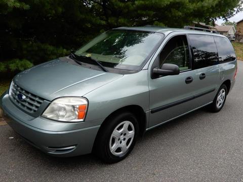 2007 Ford Freestar for sale in Fredericksburg, VA