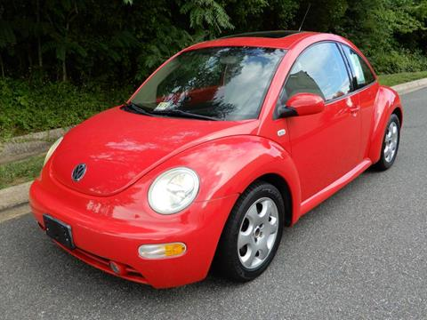 2002 Volkswagen New Beetle for sale in Fredericksburg, VA