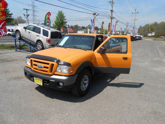 Used 2008 Ford Ranger FX4 For Sale - CarGurus