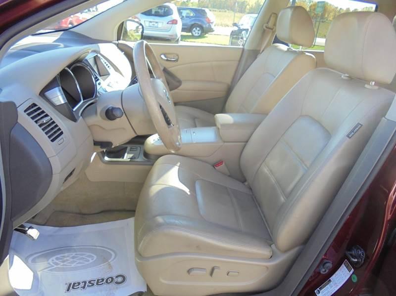 2012 Nissan Murano AWD SL 4dr SUV - Farmignton NY
