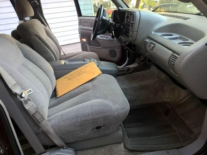 1996 Chevrolet Suburban 4dr K1500 4WD SUV - Geneva NY