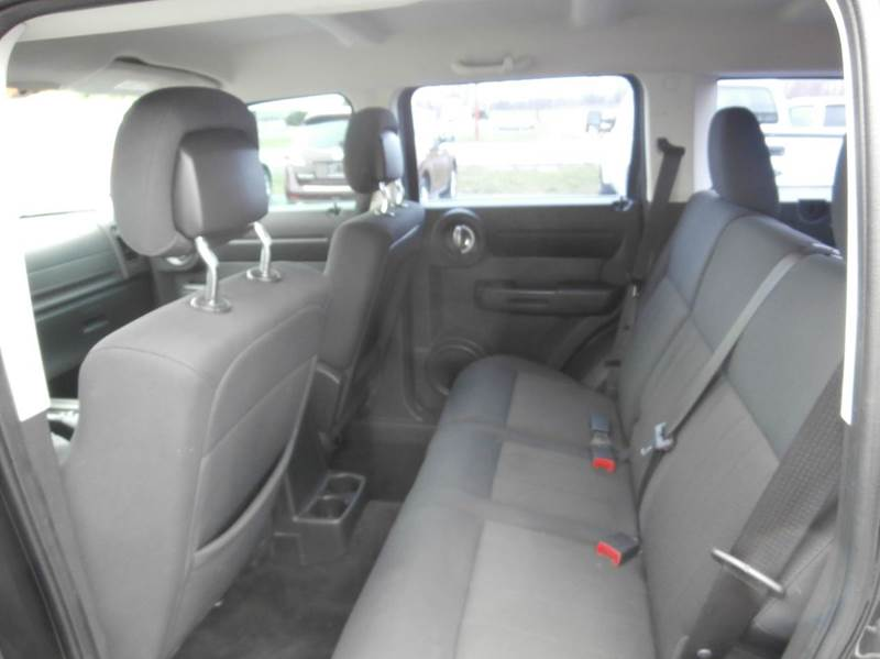 2011 Dodge Nitro 4x4 SE 4dr SUV - Geneva NY