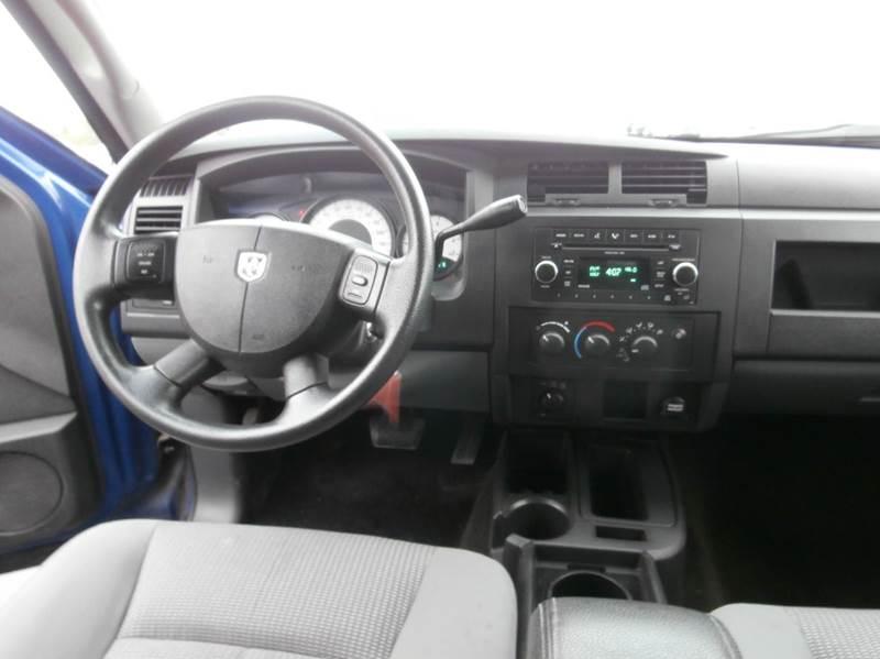 2009 Dodge Dakota 4x4 LoneStar Crew Cab 4dr - Geneva NY