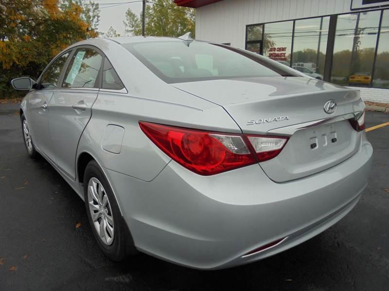 2012 Hyundai Sonata GLS 4dr Sedan - Geneva NY