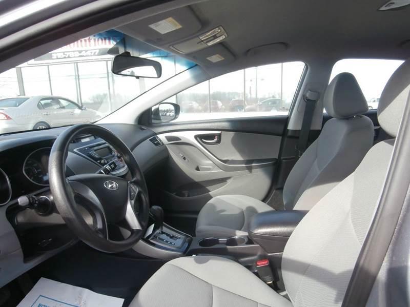 2013 Hyundai Elantra GLS 4dr Sedan - Geneva NY