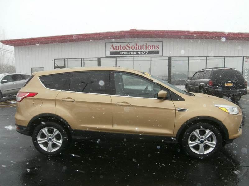 2014 Ford Escape AWD SE 4dr SUV - Geneva NY