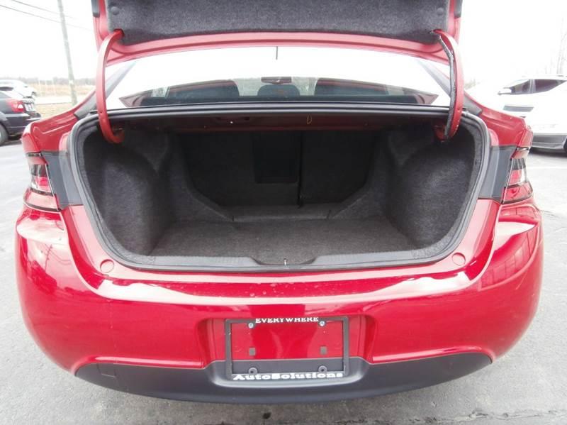 2014 Dodge Dart SXT 4dr Sedan - Geneva NY