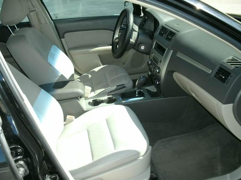 2011 Ford Fusion SE 4dr Sedan - Jacksonville FL