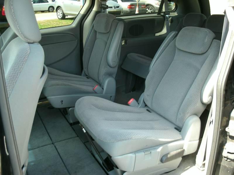 2007 Dodge Grand Caravan SXT 4dr Extended Mini-Van w/ Supplemental Side Curtain Airbags - Jacksonville FL