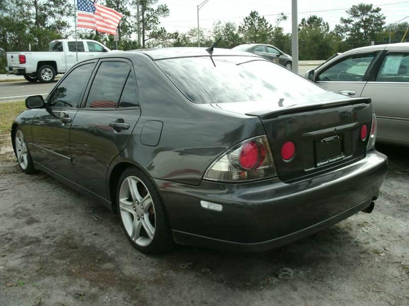 2002 Lexus IS 300 4dr Sedan - Jacksonville FL