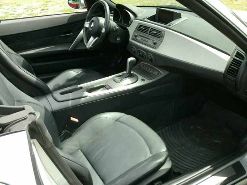 2003 BMW Z4 3.0i 2dr Roadster - Jacksonville FL