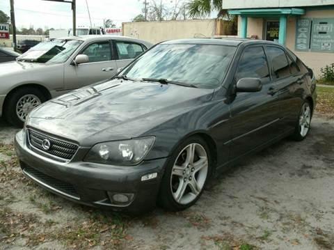 2002 Lexus IS 300